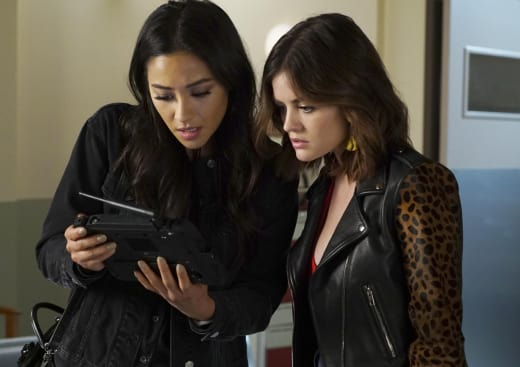 Liars Unite - Pretty Little Liars