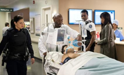 Rookie Blue Season Premiere Pics: Hearts On the Line