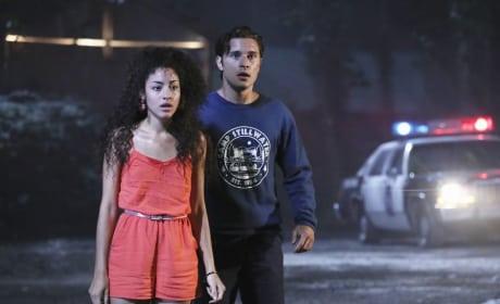 Jessie and Alex - Dead of Summer Season 1 Episode 10