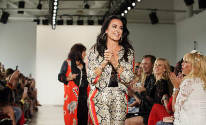 Kyle Richards Reveals COVID-19 Diagnosis as RHOBH Production Halted