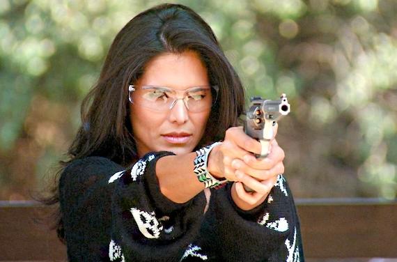 Joyce Has Got A Gun