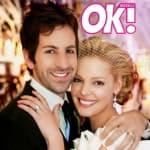 Katherine Heigl Wedding Picture