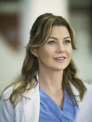 A Smiling Meredith