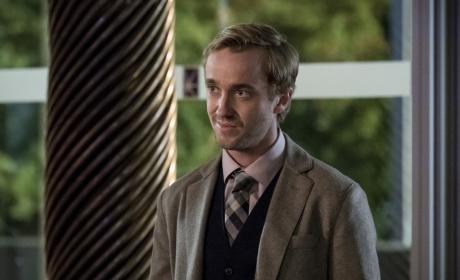 Happy Julian - The Flash Season 3 Episode 10