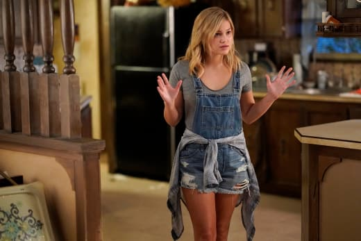 Hands Up! - Cloak and Dagger Season 1 Episode 10