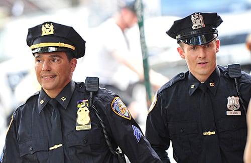 Anthony Renzull and Jamie Reagan