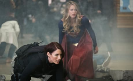 Not You! - Supergirl Season 3 Episode 13