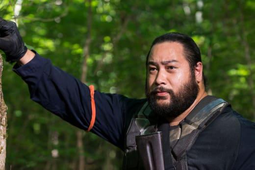 The Axeman Commeth - The Walking Dead Season 8 Episode 2