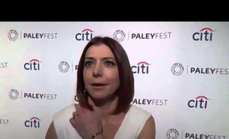 Alyson Hannigan PaleyFest Interview