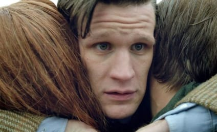 Doctor Who Review: Amelia's Last Farewell