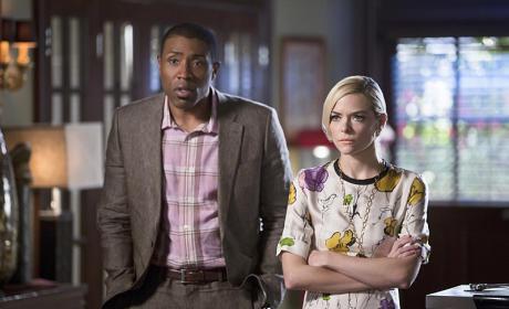 Serious Couple - Hart of Dixie Season 4 Episode 9