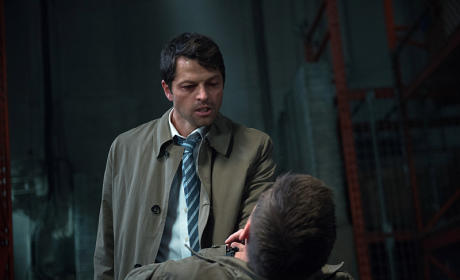 Castiel is in charge - Supernatural Season 11 Episode 3