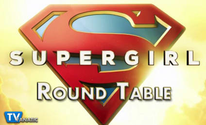 Supergirl Round Table: How Many Superheroes Does it Take to Assemble IKEA?