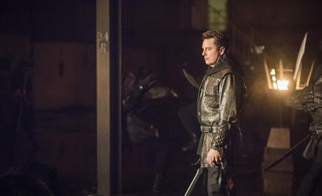 Ra's al Ghul - Arrow Season 4 Episode 13