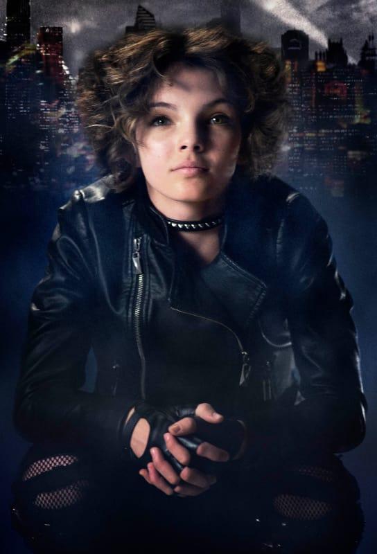 Camren Bicondova as Selina Kyle