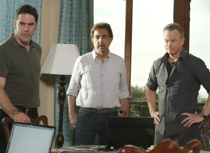 Watch Criminal Minds Season 10 Episode 19 Online