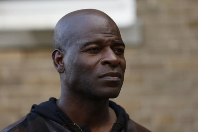 Dembe is the Man - The Blacklist Season 5 Episode 7
