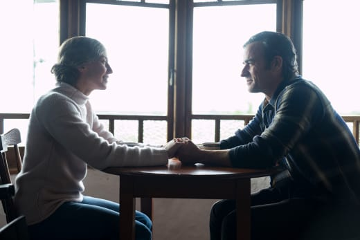 Nora and Kevin Make Contact - The Leftovers Season 3 Episode 8
