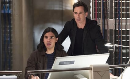 The Flash Stunner: Original Regulars Tom Cavanagh & Carlos Valdes Out After Seven Seasons