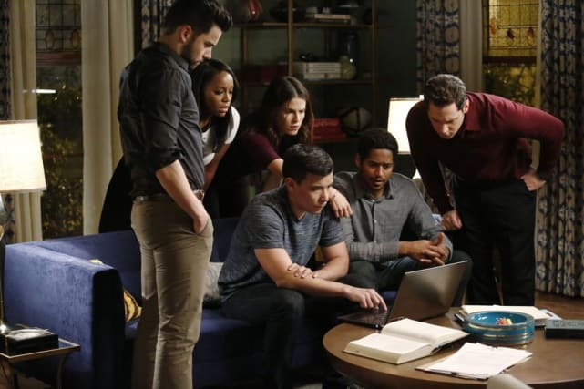 The pressure mounts how to get away with murder
