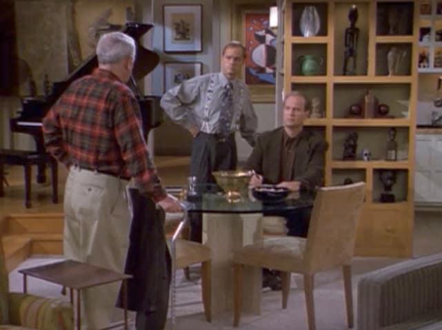 """""""The Dinner Party"""" - Frasier"""