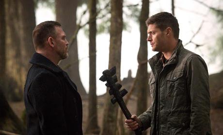 Benny and Dean - Supernatural Season 10 Episode 19