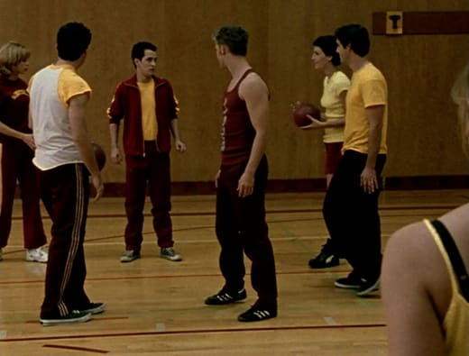 Gym Class - Buffy the Vampire Slayer Season 1 Episode 6