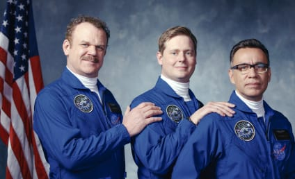 Moonbase 8: First Look and Premiere Date for Showtime's Fred Armisen Comedy!