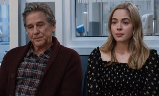Lizzie Comforts Doc - Virgin River Season 3 Episode 10