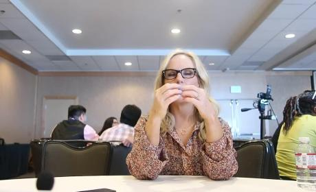 Lucifer: Rachael Harris Geeks Out Over Lucifer Meeting Superman & More