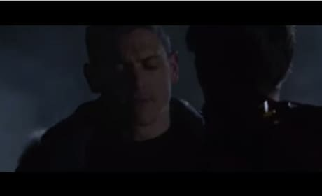 Best Villain: Leonard Snart aka Captain Cold