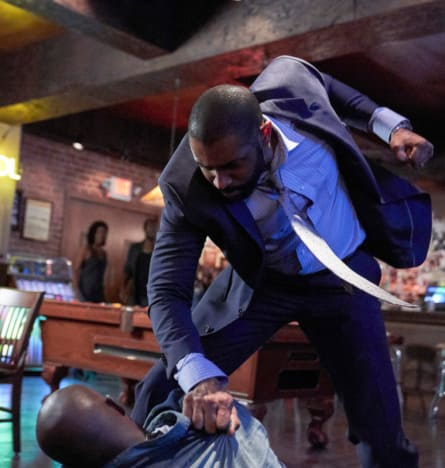 Fight Night - Black Lightning Season 2 Episode 5