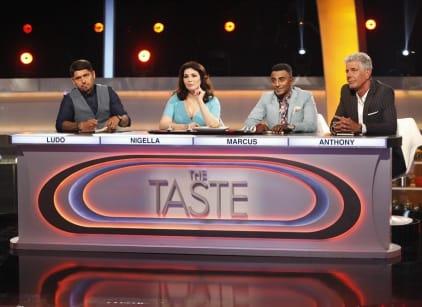 Watch The Taste Season 3 Episode 1 Online