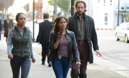 Sleepy Hollow Picture Preview: Possessed!