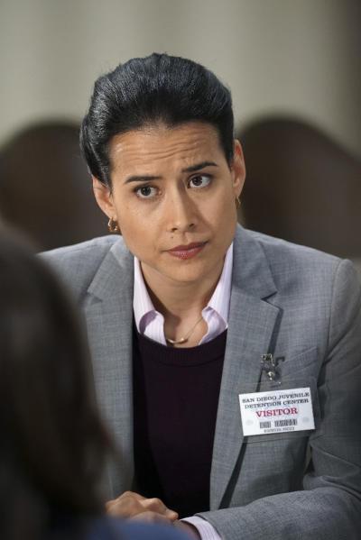 Callie's Attorney- Cruel and Unusual - The Fosters Season 4 Episode 13