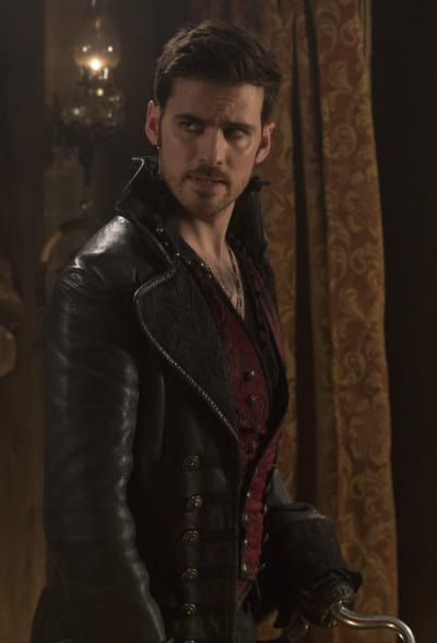 Wish Hook Seeks Purpose - Once Upon a Time Season 7 Episode 11