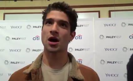 Teen Wolf at PaleyFest: Dylan O'Brien, Tyler Posey... But No Tyler Hoechlin!