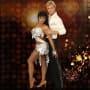 Lil Kim and Derek Hough Photo