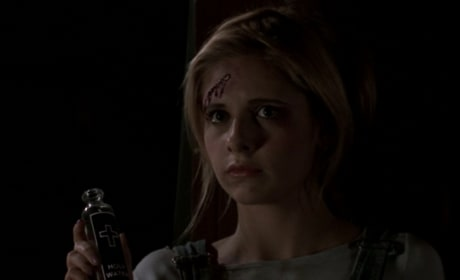 Holy Water - Buffy the Vampire Slayer Season 3 Episode 12