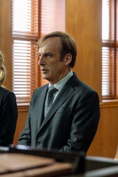 Saul Waits - Better Call Saul Season 5 Episode 7