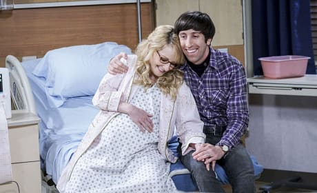 The Happy Couple - The Big Bang Theory Season 10 Episode 11