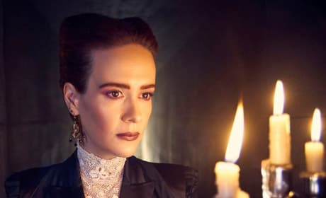 Busy Actress - American Horror Story