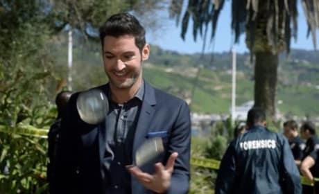 Juggling Funbags - Lucifer Season 3 Episode 7