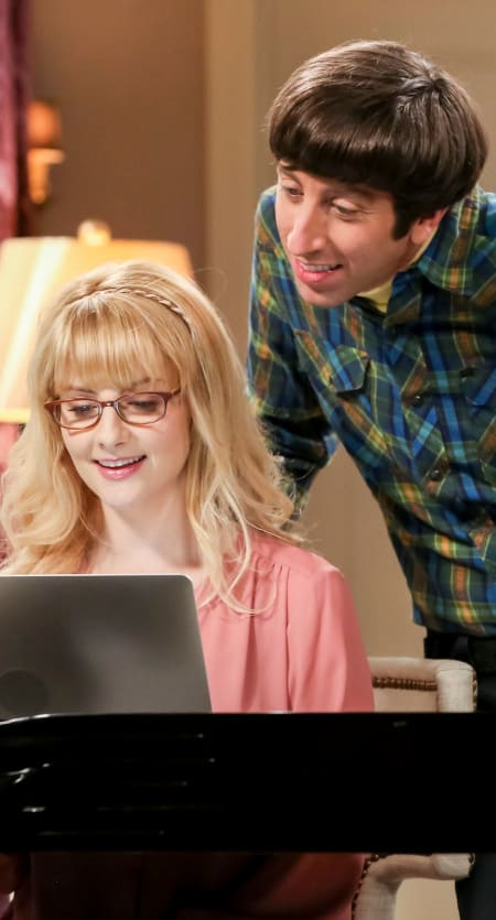 Leaving the Kids At Home - The Big Bang Theory Season 12 Episode 23