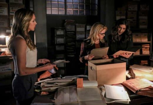 Squad Goals  - Arrow Season 7 Episode 5