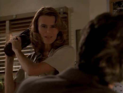 Watcher Traitor - Buffy the Vampire Slayer Season 3 Episode 7