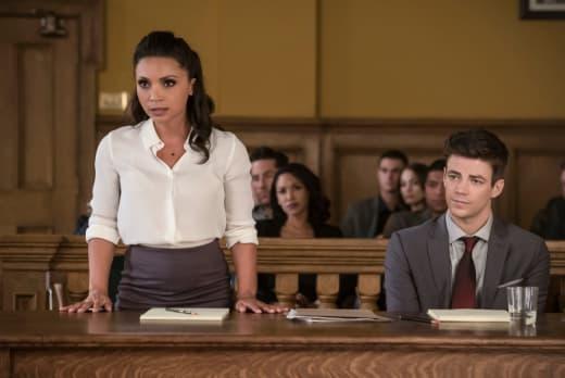 Cecile To The Rescue - The Flash Season 4 Episode 10