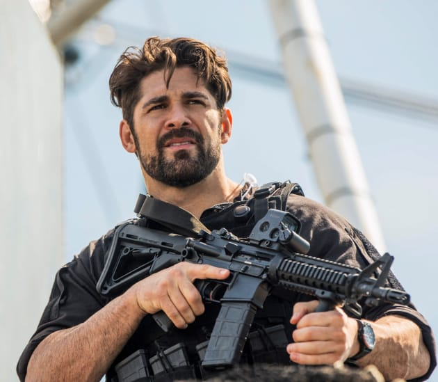 Tense Situation - The Last Ship Season 4 Episode 9