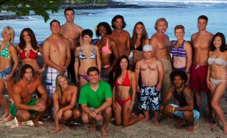 Survivor One World Cast Introductions