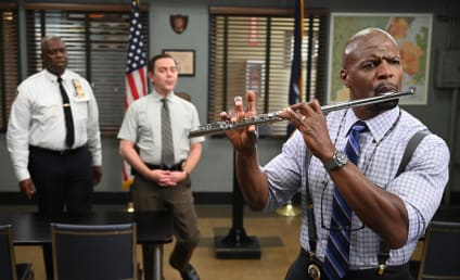 Brooklyn Nine-Nine Season 7 Episode 10 Review: Admiral Peralta